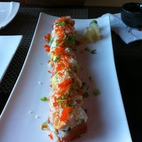 Photo taken at Xaga Sushi & Asian Fusion by Gustavo C. on 6/23/2012