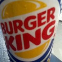 Photo taken at Burger King by Gato M. on 3/8/2012