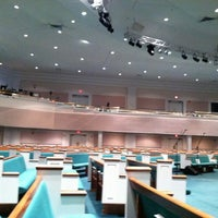 Photo taken at West Acres Baptist by Jonathan G. on 2/4/2012