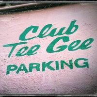 Photo taken at Club Tee Gee by Matthew K. on 7/1/2012