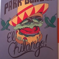 Photo taken at Park Burger by Christopher P. on 5/21/2012