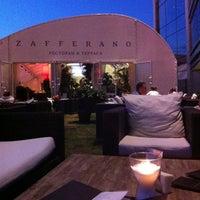 Photo taken at Zafferano by Magdalina W. on 8/3/2012