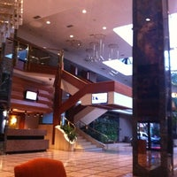 Photo taken at Tuğcan Hotel by Gokhan K. on 6/25/2012