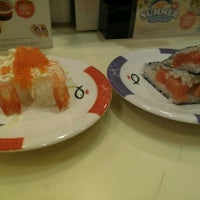 Photo taken at Sushi King by Beben H. on 8/22/2012