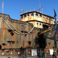 Photo taken at Ghost Ship by Brett B. on 7/6/2012