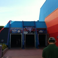 Photo taken at Captain EO by Cloud P. on 5/3/2012