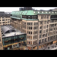 Photo taken at Park Hyatt Hamburg by Roman N. on 4/4/2012