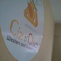 Photo taken at Ciz n' Chic by Fadhli K. on 4/18/2012