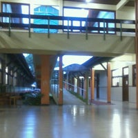 Photo taken at Universidade do Estado do Amapá (UEAP) by Antonio Carlos J. on 8/20/2012