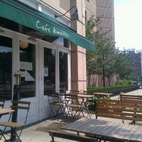 Photo taken at Cafe Amrita by Christine C. on 8/9/2012
