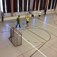 Photo taken at Nokianvirran koulu by Miisa 🎀 on 5/30/2012