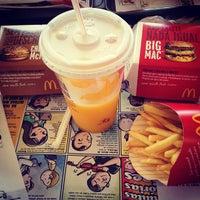Photo taken at McDonald's by Thiago M. on 9/1/2012