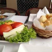 Photo taken at Restaurante Marrua by Waldemir P. on 3/7/2012