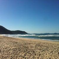 Photo taken at Praia Itamambuca by Maria on 7/22/2012