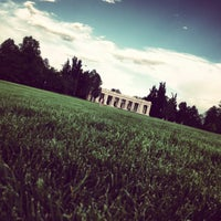 Photo taken at Cheesman Park by Todd C. on 5/11/2012