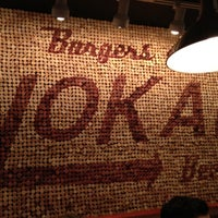 Photo taken at Lokal Burgers & Beer by Rob D. on 3/30/2012