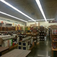 Photo taken at Cost Plus World Market by Charita A. on 7/7/2012
