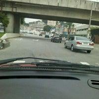 Photo taken at Morro do S by Matheus M. on 4/28/2012