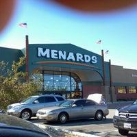Photo taken at Menards by Robert W. on 9/5/2011