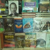 Photo taken at Librería Nacional by Akane on 11/20/2011