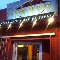 Photo taken at A Pedir de Boca Tapas Place by Alex on 9/28/2011