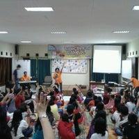 Photo taken at Pondok Remaja PGI by Ononiha B. on 7/10/2012