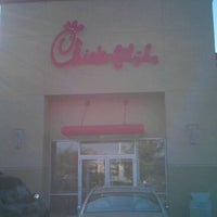 Photo taken at Chick-fil-A Elk Grove Marketplace by Bryce L. on 10/28/2011