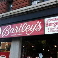 Photo taken at Mr. Bartley's Burger Cottage by Brian C. on 9/10/2011