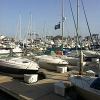 Photo taken at Dana Point Harbor by KeyBump on 4/6/2012