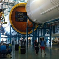 Photo taken at Apollo/Saturn V Center by Christine T. on 11/12/2011