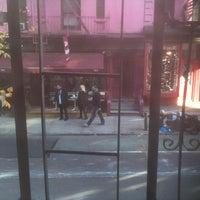 Photo taken at Borgia II Cafe by Yvette M. on 12/2/2011