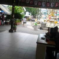 Photo taken at Ying Charoen Market by Meaw S. on 7/29/2012