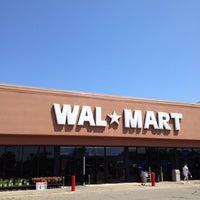 Photo taken at Walmart by Jason C. on 7/8/2012