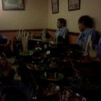 Photo taken at Warung Special Sambal by benedictus h. on 9/9/2011