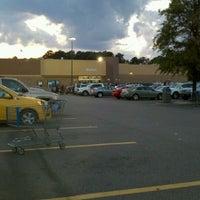 Photo taken at Walmart Supercenter by Gina C. on 6/8/2012