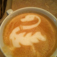 Photo taken at Lola's Coffee House by Ron D. on 5/10/2012