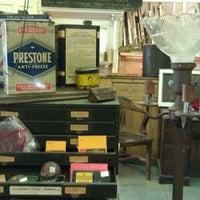 Photo taken at Philadelphia Salvage Company by Karen S. on 12/30/2011