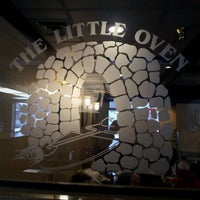 Photo taken at The Little Oven by JVC on 11/21/2011