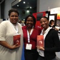 Photo taken at BookExpo America 2012 by Monda W. on 6/7/2012