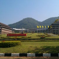 Photo taken at Mae Fah Luang University by SaM B. on 11/27/2011