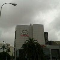 Photo taken at Toyota Valencia by Neus L. on 7/27/2012