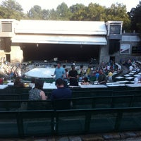 Photo taken at Chastain Park Amphitheater by marcus g. on 8/13/2011