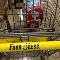 Photo taken at Food 4 Less by Ferny D. on 6/11/2012