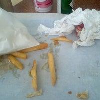 Photo taken at Pharos Burgers by John V. on 9/1/2011