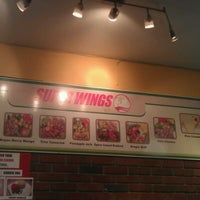 Photo taken at SUPER WINGS NY by Expedition J. on 1/3/2012