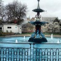 Photo taken at Christchurch Botanic Gardens by Travis L. on 8/20/2012
