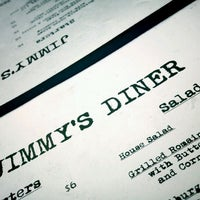 Photo taken at Jimmy's Diner by Ned R. on 8/29/2011