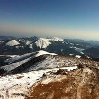 Photo taken at Pikes Peak by Sunshine G. on 10/28/2011