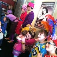 Photo taken at Wilmette Theatre by Joe R. on 2/25/2012