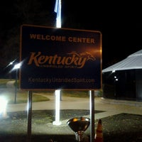 Photo taken at Kentucky / Tennessee State Line by SoSensere4 U. on 11/19/2011